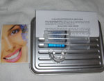 COMPLETE 44%TOOTH, TEETH WHITENER, WHITENING KIT E-3-1